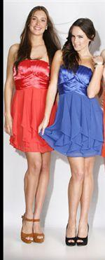 Party Cocktail Dress Blue S8 Green S8, Black S8,10,12,14 Apricot S10,12,14 Coral S10