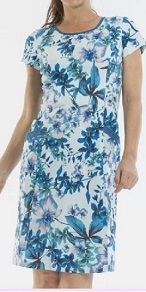 Floral Pocket Dress S12,18