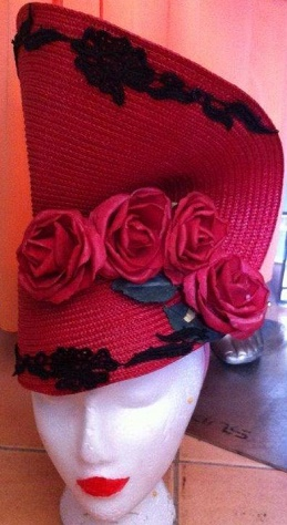 LA Frockme Red Roses sold