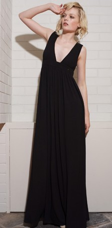 Leo Long Dress  Australia made S6