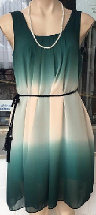 Fading Green Dress S8,10,14