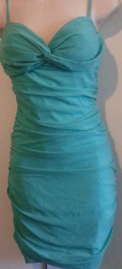 Green Fever Dress S10