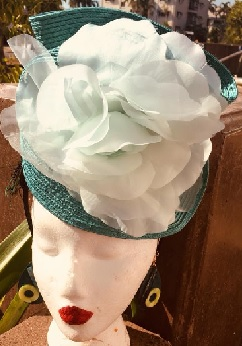 Green Green big flower $89