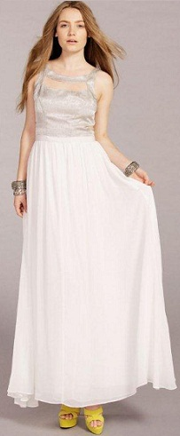 Ivory silver  Maxi S10