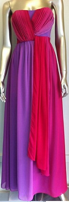 Pink Ombre Gown S8,12