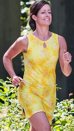 Running Dress Sunshine M SOLD OUT