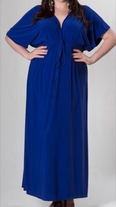 Jersey Maxi Blue S18/20