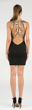Black Gold Dress S8,14