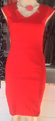 Red Dress S6