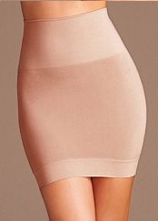 Slim Skirt S16 , 18 Nude Colour Only