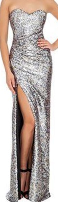 Sparkle Gown S10