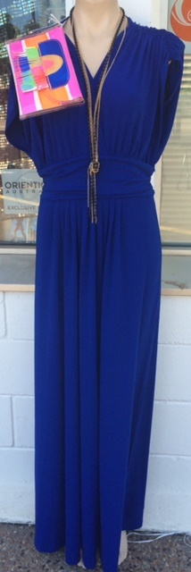 Blue Jersey Maxi S18
